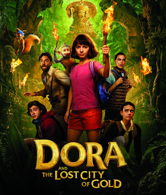 Dora and The Lost City of Gold [2019] [DVD R1] [Latino]