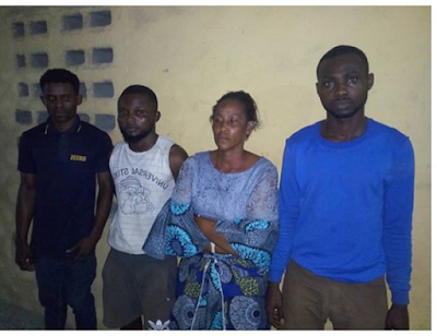 Woman flog her 16 years house help to death over N2,000; and Secretly buries her.