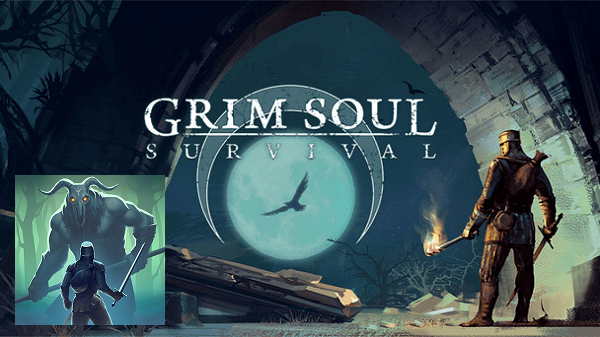Grim Soul: Dark Fantasy Survival v2.9.1 Full Apk + Mod (File size 122 MB) for android