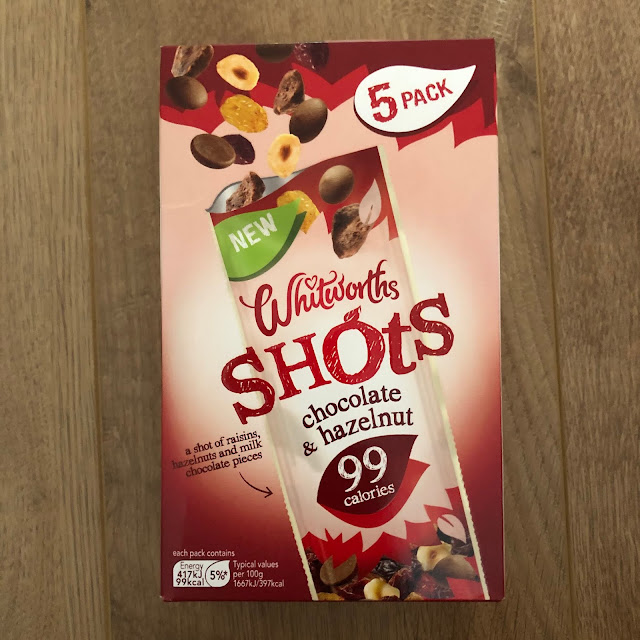 whitworths chocolate and hazelnut sent in degustabox