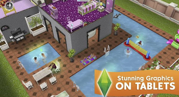 The Sims FreePlay Mod Apk for Android