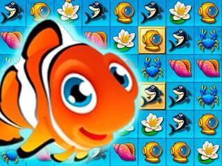 تحميل لعبة Fishdom 2