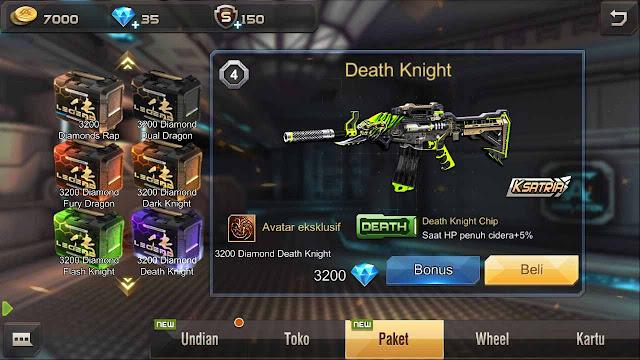 Cara Mendapatkan Senjata Death Knight