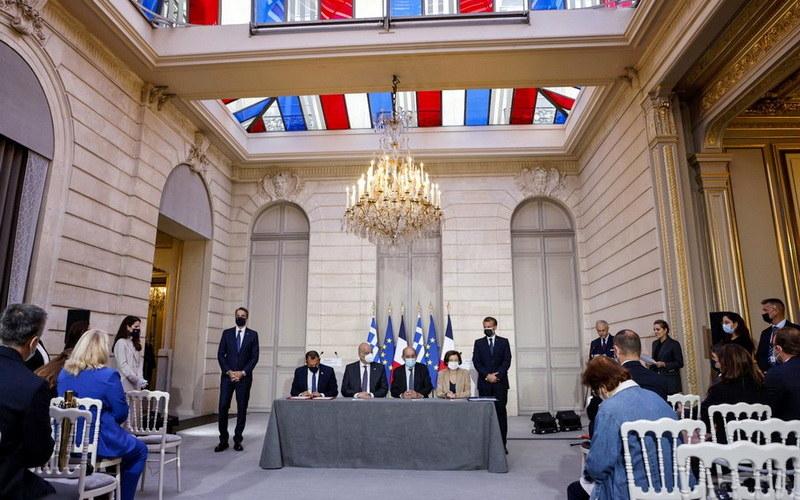 Η συμφωνία με την Γαλλία και οι προεκτάσεις της