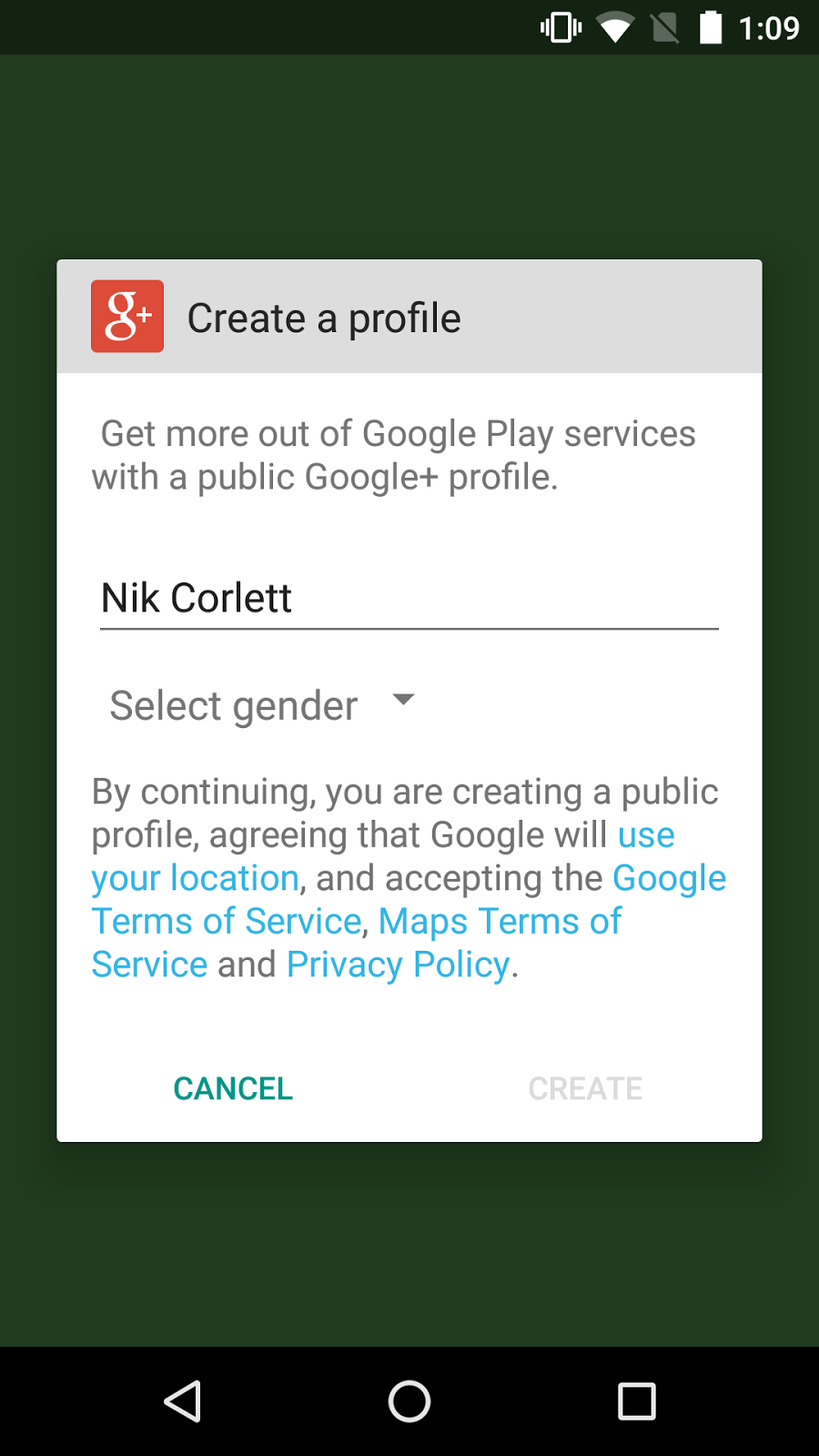 Android Developers Blog: Improvements to Sign-In with Google Play