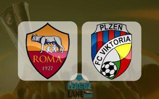 Виктория Пльзень – Рома прямая трансляция онлайн 12/12 в 20:55 по МСК.