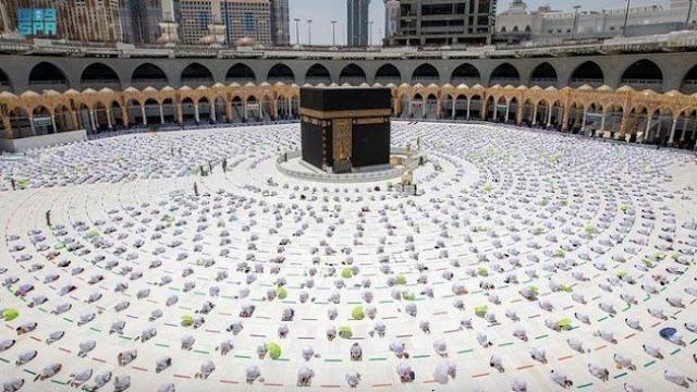 Cegah Penularan Covid-19, Arab Saudi Denda Rp 28 Juta Setiap Jemaah Umrah Tanpa Izin