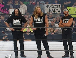 WWE / WWF No Way Out 2002 - The New World Order make their WWF debut
