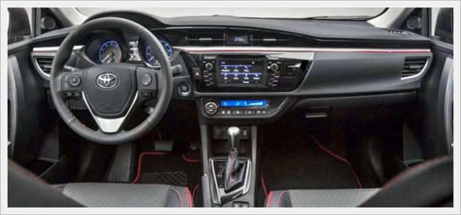 2017 Toyota Corolla S Premium Redesign