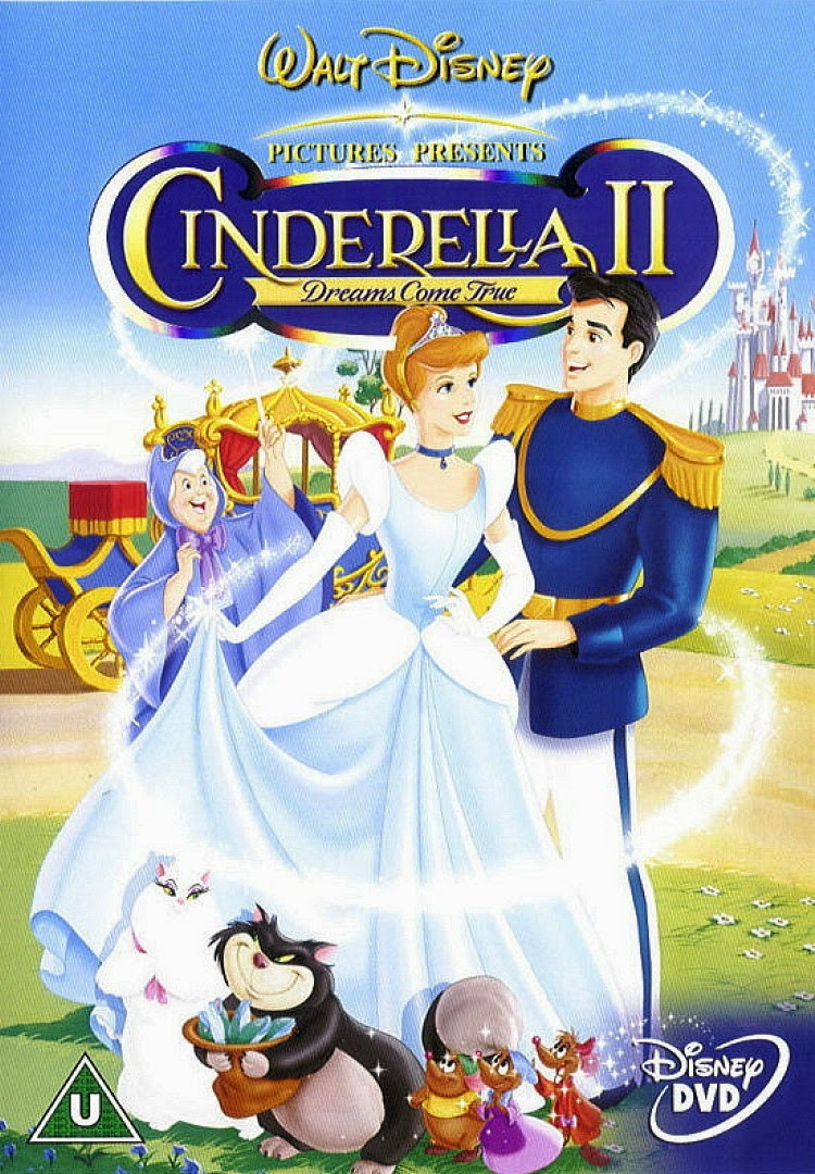 Watch Cinderella 2 Dreams Come True (2002) Online For Free Full Movie English Stream