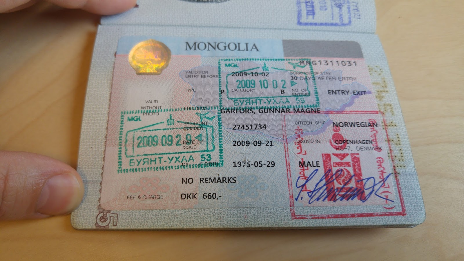 But Where Is Genghis Khan It Was Almost Like This Sticker From MONGOLIA 29 Missing Something