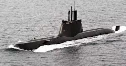 Σύμφωνα με τουρκικές εφημερίδες οι ναυτικές τους δυνάμεις είχαν εντοπίσει τα υποβρύχια  δημοσιοποιώντας φωτογραφίες και βίντεο που δείχνουν ...