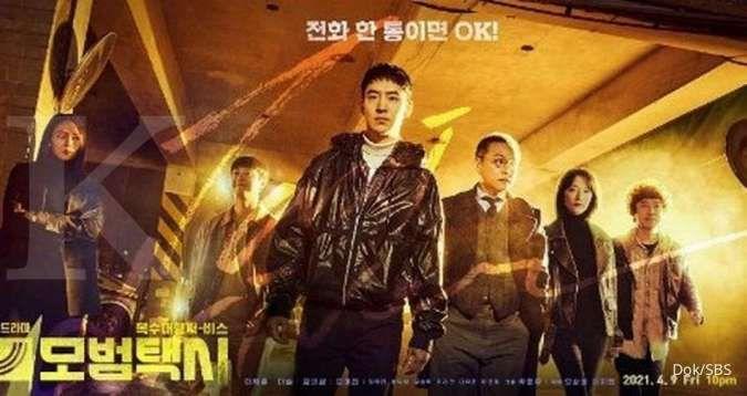 Drama Korea Taxi Driver [1 - 16 (END) / Batch] Subtitle Indonesia