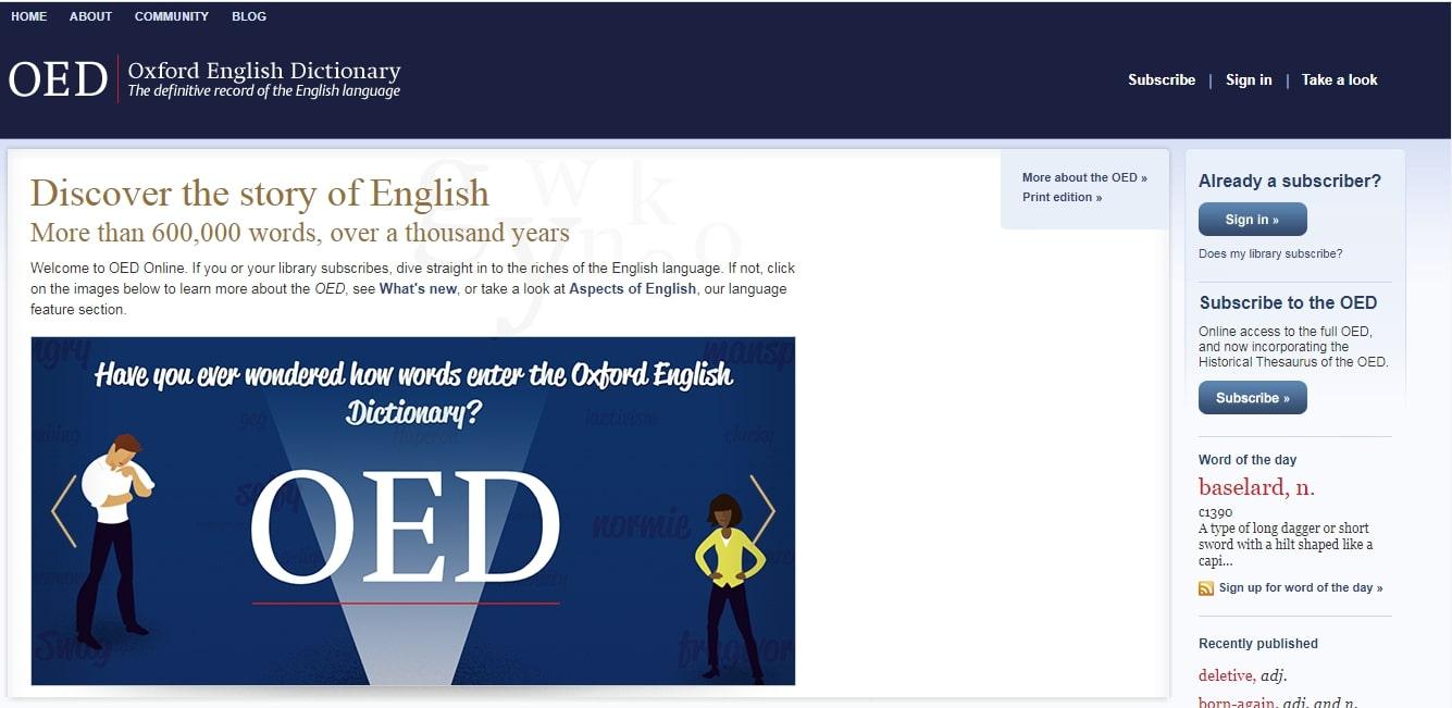 كم عدد كلمات اللغة الإنجليزية
