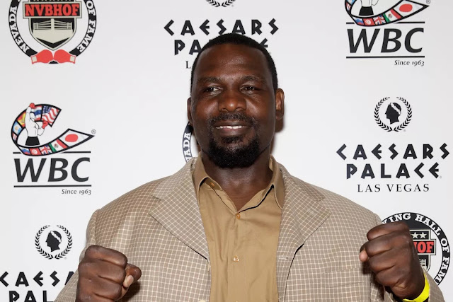 Hasim Rahman Biography