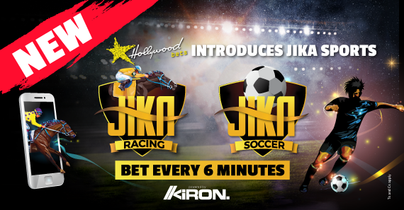Jika Sports - Bet on animated soccer and horse racing