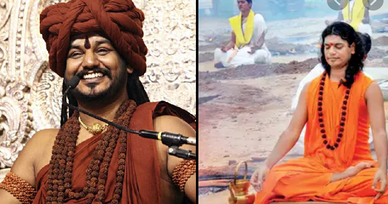 Corona is the payment of Bhagavan to those who ridiculed him; Nithyananda against government,www.thekeralatimes.com