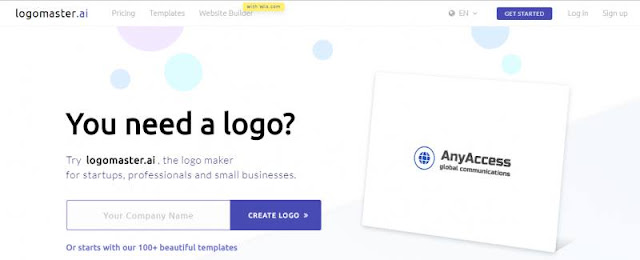 Logaster: Công cụ tạo logo miễn phí tạo ra các thiết kế hiện đại, đơn giản