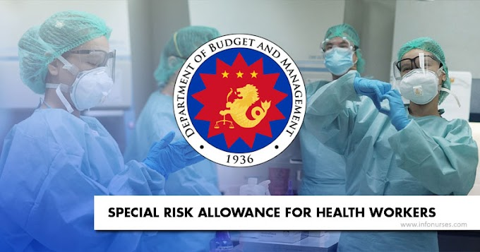DBM: Health workers to receive SRA not later than June 30