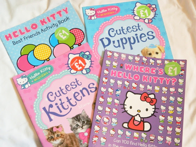 Hello Kitty Activity Books