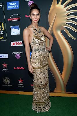 Vaani Kapoor Looks Stunning At The IIFA Awards 2014 At Raymond James Stadium in Tampa