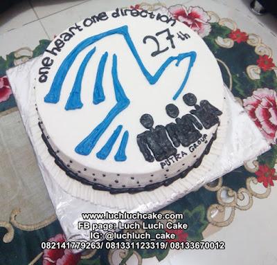 Kue Tart Logo Kantor - Putra Group