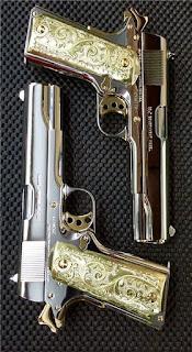 Gambar profil whatsapp pistol
