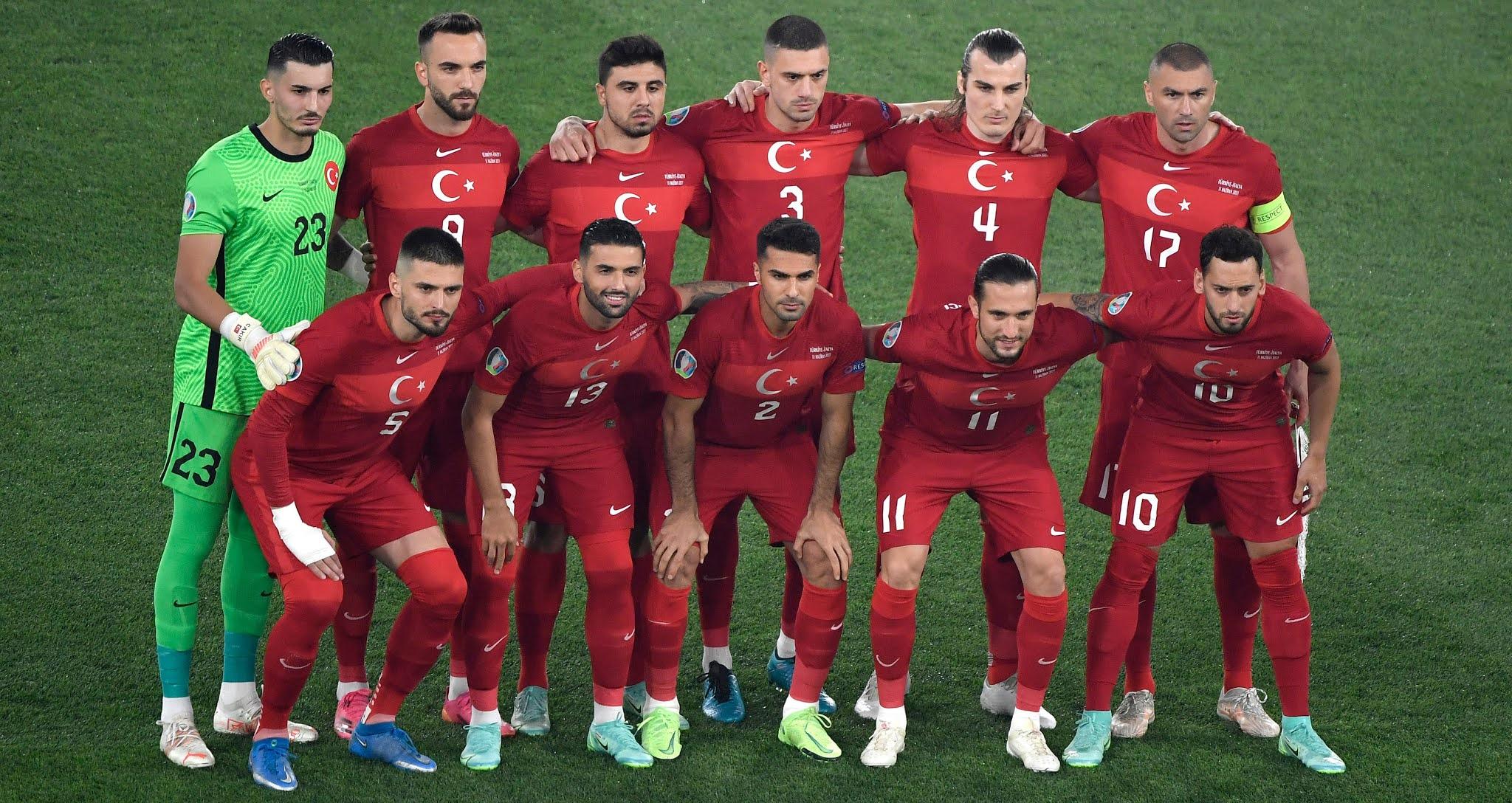 Turkey and Wales will lock horns in Baku