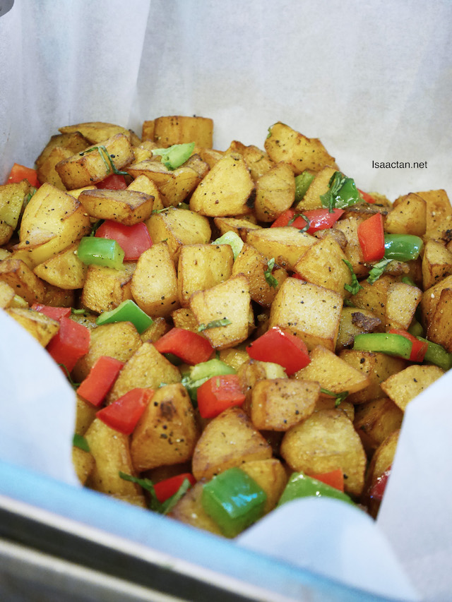 Sauteed Herb Potato
