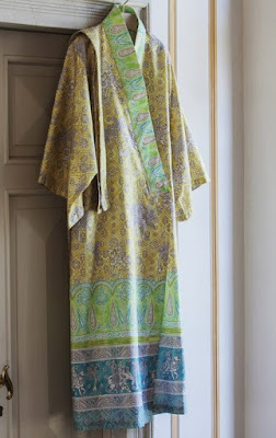 Jasmine Bassetti Granfoulard. Kimono