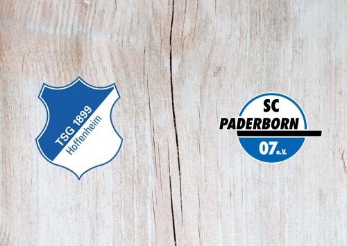 Hoffenheim vs Paderborn -Highlights 1 November 2019