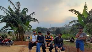 Binmas Cilengkrang Cileunyi Polresta Bandung Imbauan Larangan Mudik Pada Binluh Prokes