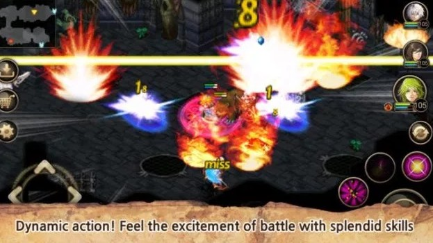 3D RPG Games Offline Have Been Popular Among Users Of Android With A Really Cool Anime Style