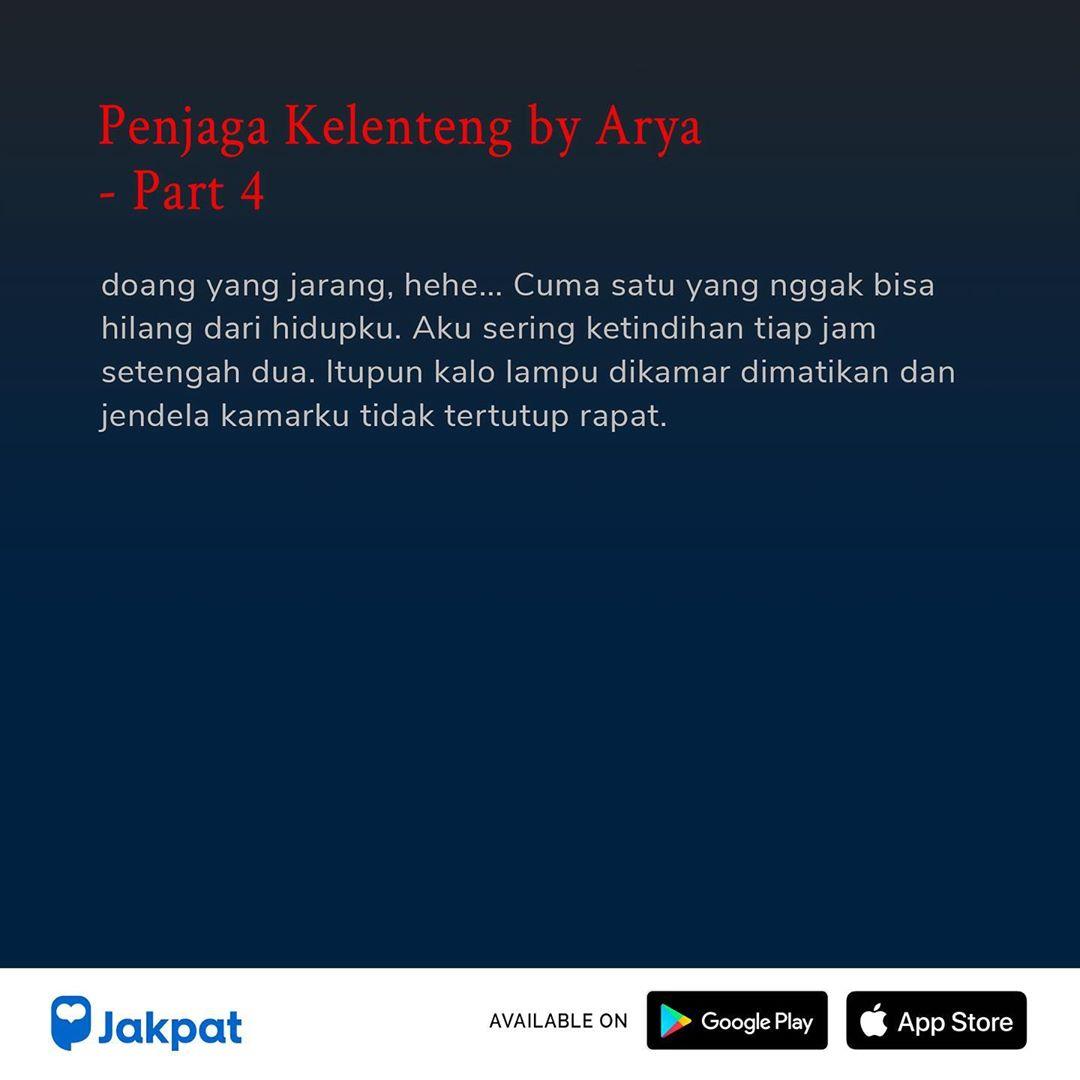 Kisah Misteri Penjaga Kelenteng by Arya Part 4