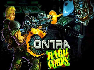 Contra Hard Corps Game Free Download