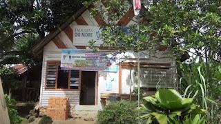 Kondisi Kantor Kelurahan Palopat Maria di Kecamatan Padangsidimpuan Hutaimbaru, Kota Padangsidimpuan