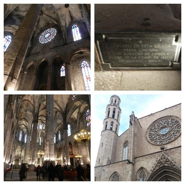 As igrejas mais lindas de Barcelona - Santa Maria del Mar