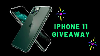 iPhone 11 Pro Giveaway 1n1