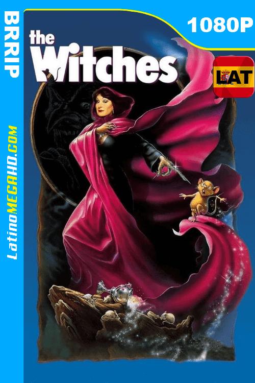 Las brujas (1990) Latino HD BRRIP 1080P ()
