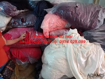 Chuyên bán vải thun cotton các loại, vải khúc, cây bành giá rẻ tại Đồng Nai, Tp.HCM, Bình Dương
