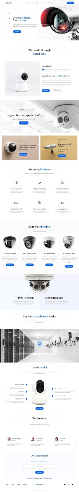 Single Product Shop Shopify Theme