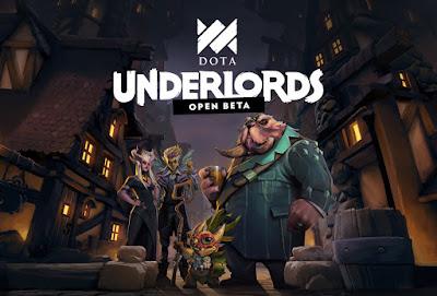 Game Dota Underlords