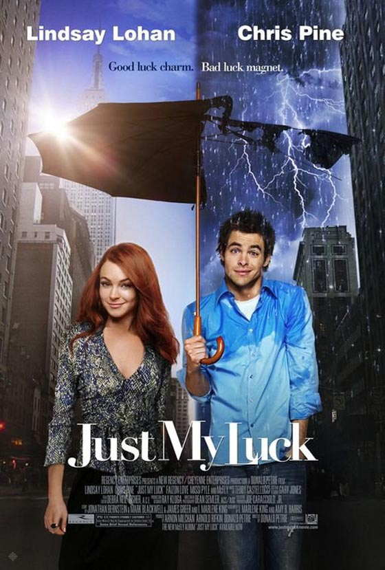 Just My Luck จัสท์ มาย ลัค น.ส. จูบปั๊บ สลับโชค [HD][พากย์ไทย]