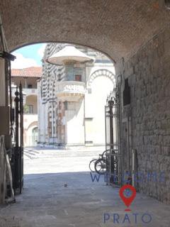 Foto del vicolo dell'Opera