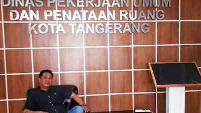 280 Paket di DPUPR Kota Tangerang Disikapi LSM TOPAN RI