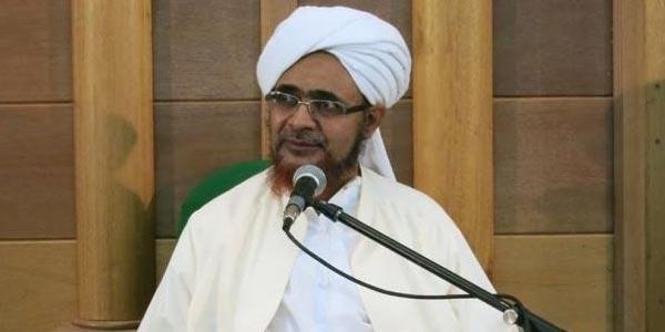 Pesan Ulama Yaman Habib Umar untuk Indonesia