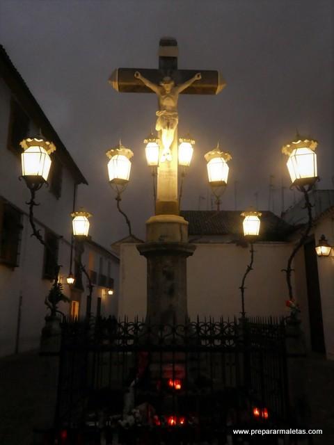 visitar cristo de los faroles en córdoba