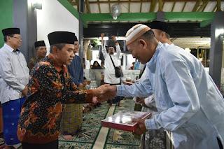 26 hafidz dan Hafidzoh Dapat Talih Asih dari Pemprov Jatim