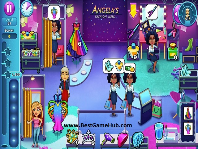 Fabulous: Angelas True Colors cracked pc game download free