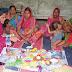 बच्चों को ऊपरी आहार खिलाकर आंगनबाड़ी केंद्रों पर मनाया गया अन्नप्राशन दिवस